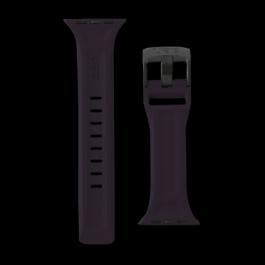 UAG Apple Watch 42/44mm Scout Strap – Eggplant