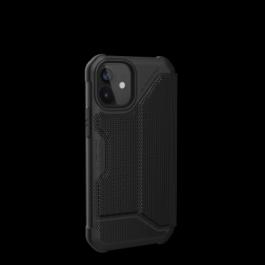 UAG iPhone 12 Mini 5.4 Metropolis – Fiber Armor Black