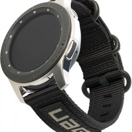 UAG Nato ECO Strap – Galaxy Watch 46mm – Black
