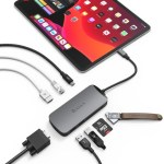 CASA Hub X USB-C 10-in-1 Hub With VGA Version – Gray