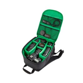 Green Mantis 7460 (PS) SLR Backpack – Black
