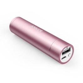 PowerCore+ mini 3350mAh Pink