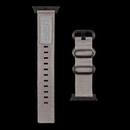 UAG Apple Watch 44/42mm Nato Strap – Grey