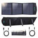 Choetech 120W Solar Charger | PD60w | QC3.0 | iQ2.4A