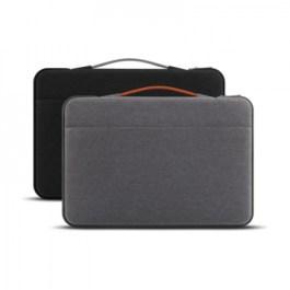 JCPAL Nylon Business Style Sleeve Black 15″