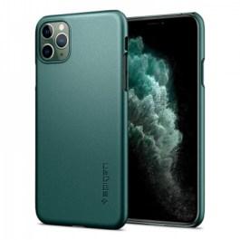 Spigen iPhone 11 Pro Max Thin Fit – Midnight Green