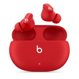 Beats Studio Buds – True Wireless Noise Cancelling Earphones – Red