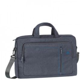ALPENDORF RIVACASE 7530 Laptop Canvas bag 15.6″ Grey