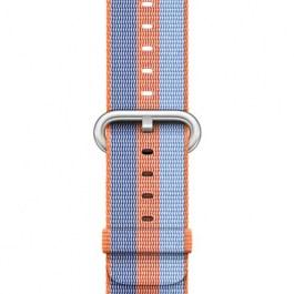 Orange Woven Band 38mm