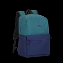 RIVACASE 5560 Aquamarine/Cobalt Blue 20L Laptop Backpack 15.6″