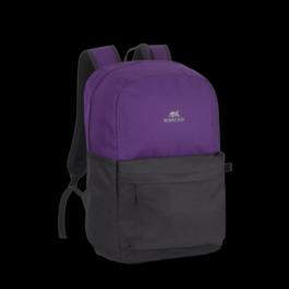 RIVACASE 5560 Signal Violet/Black 20L Laptop Backpack 15.6″