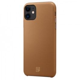 Spigen iPhone 11 6.1″ La Manon câlin – Camel Brown