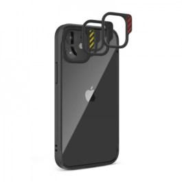 JTLEGEND iPhone 12 Mini 5.4 Hybrid Cushion DX Case – Black