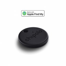 Chipolo One Spot Special Edition – Black for iPhone / iPad Work With Apple Find My