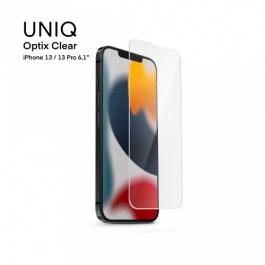 Uniq Optix Clear iPhone 13/13 Pro 6.1″ (2021) Glass Screen Protector