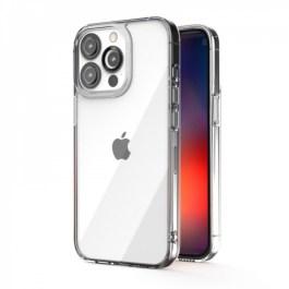 JTLEGEND iPhone 13 Pro Max 6.7 Hybrid Cushion Case – Crystal