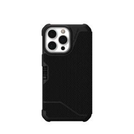 """UAG iPhone 13 Pro 6.1"""" 2021 Metropolis – Kevlar Black"""