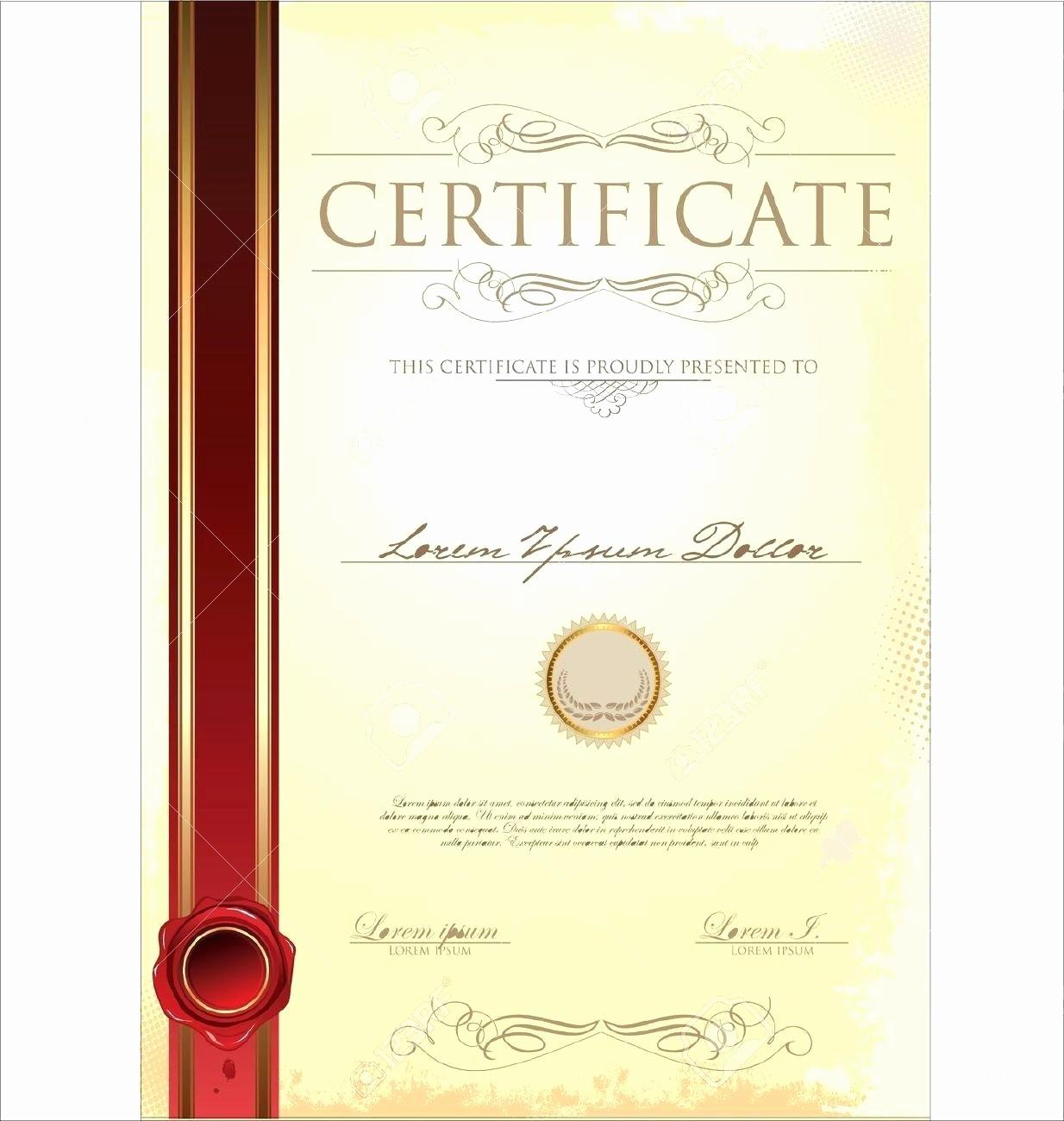 50 Microsoft Publisher Award Certificate Templates