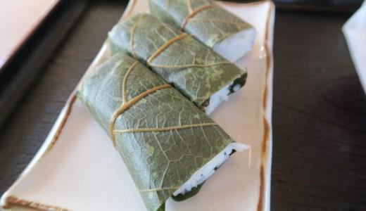 道の駅・紀の川万葉の里『まほろば』は和歌山食材をたっぷり満喫できるレストラン
