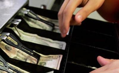 Кража денежных средств из кассы