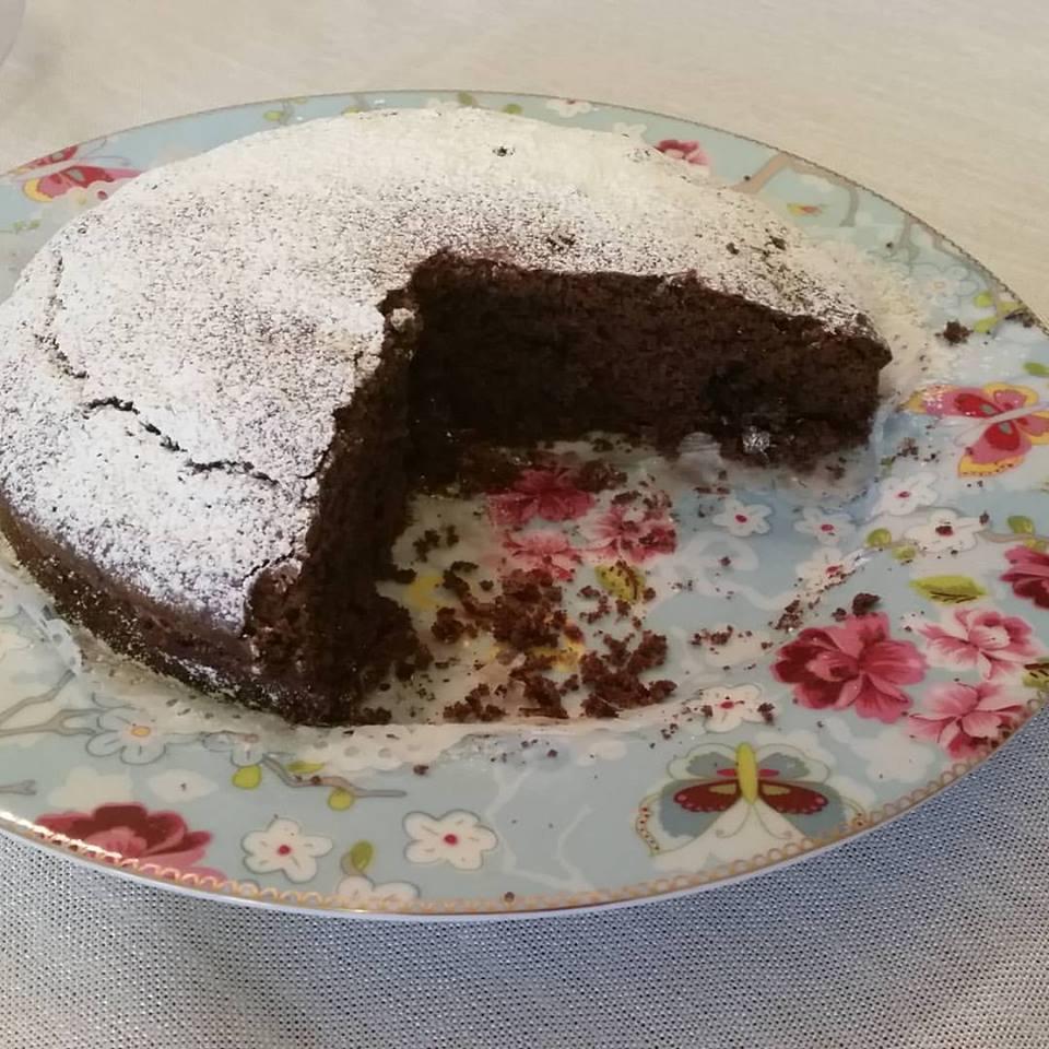 עוגת דאבל שוקולד2