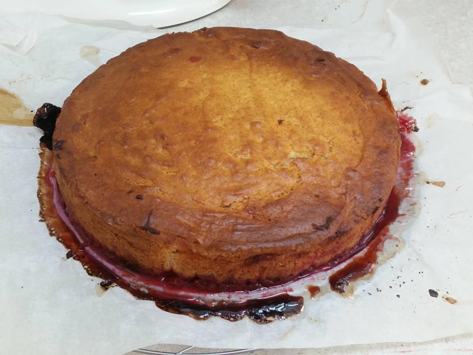 עוגת שזיפים 7