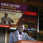 Media and politics in Africa: Reflections on free expression, social media and tolerance