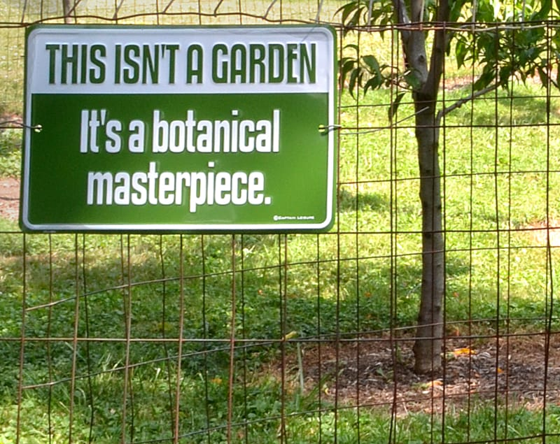 Using Signs in Your Georgia Community or School Garden