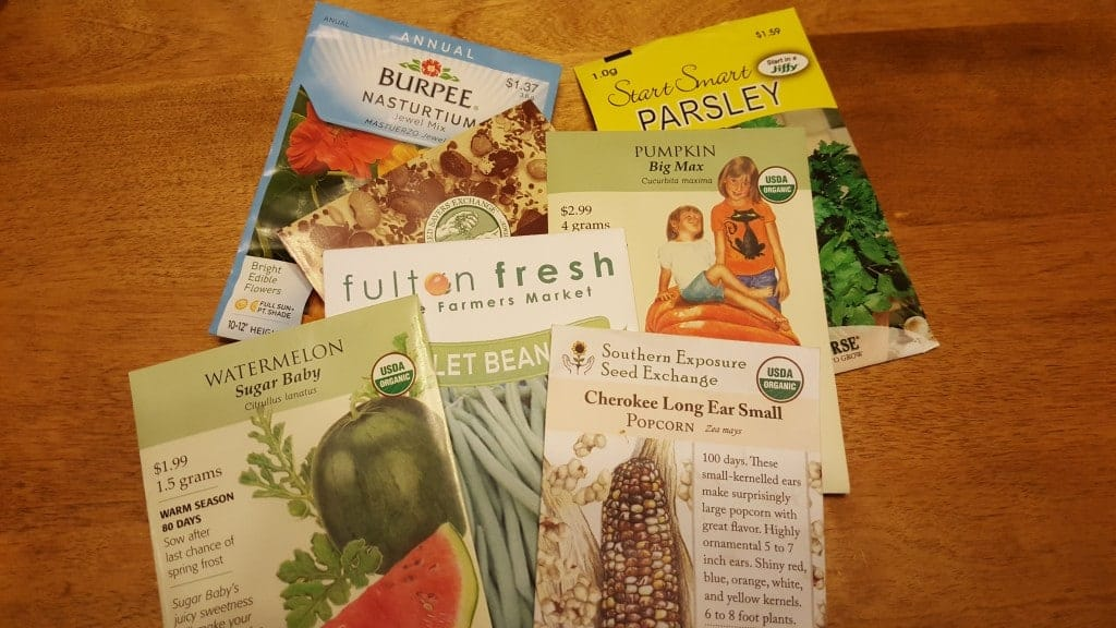 The Seed Catalogs are Here!
