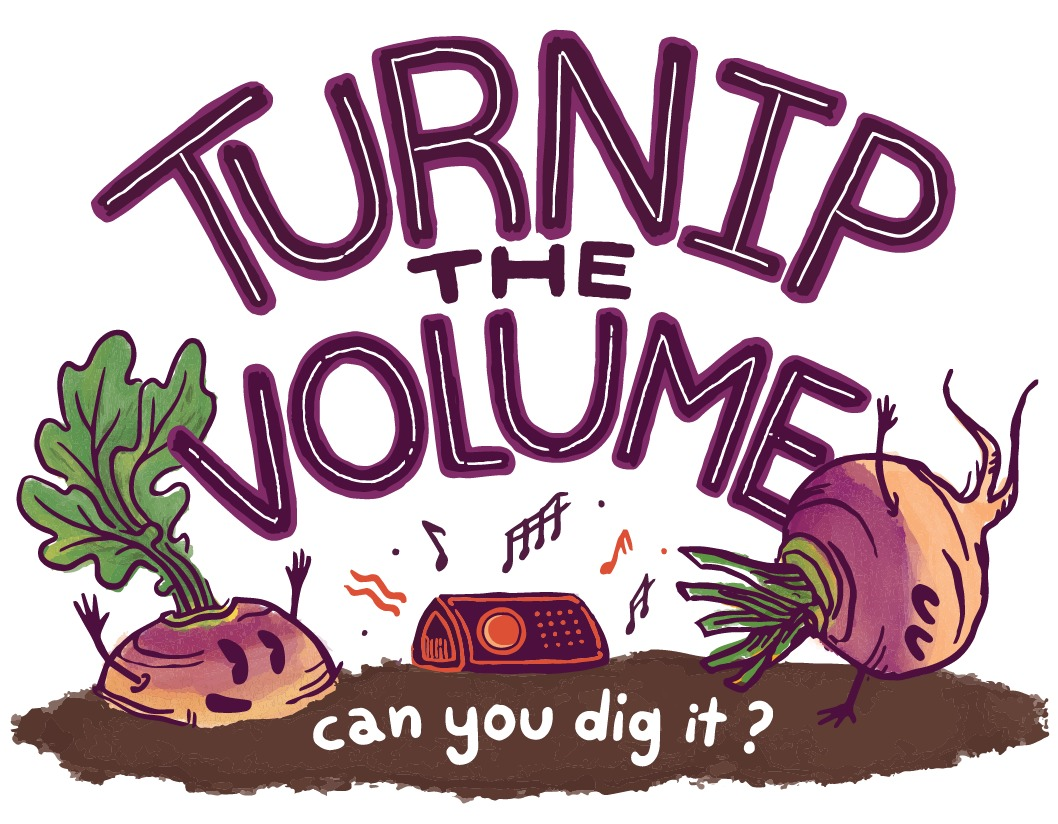 Turnip the Volume- Farm to School Month is Coming!