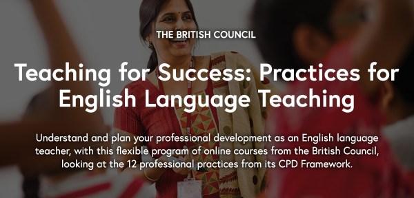 English Language Teaching Program - FutureLearn