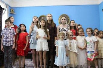 Отчетный концерт Образцовой детской музыкальной студии «Лада»