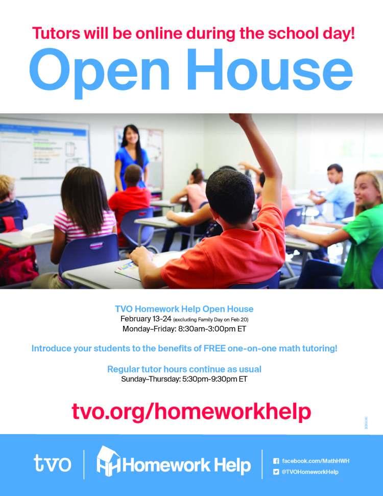 Grade 7 - 10 Math Homework Help Open House: Feb 13 - 24 - Upper ...