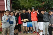 International Student Orientation Camp