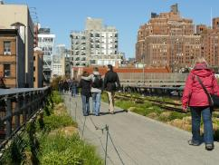 The Highline Park in New York, USA. Image Credit: Mark Watkins