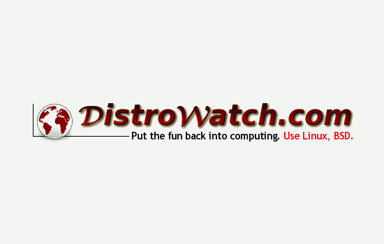 Distrowatch Logo