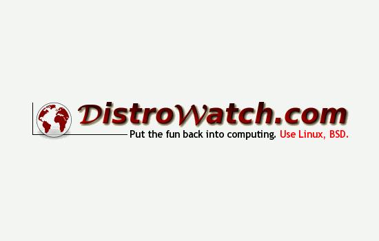Distrowatch Logo