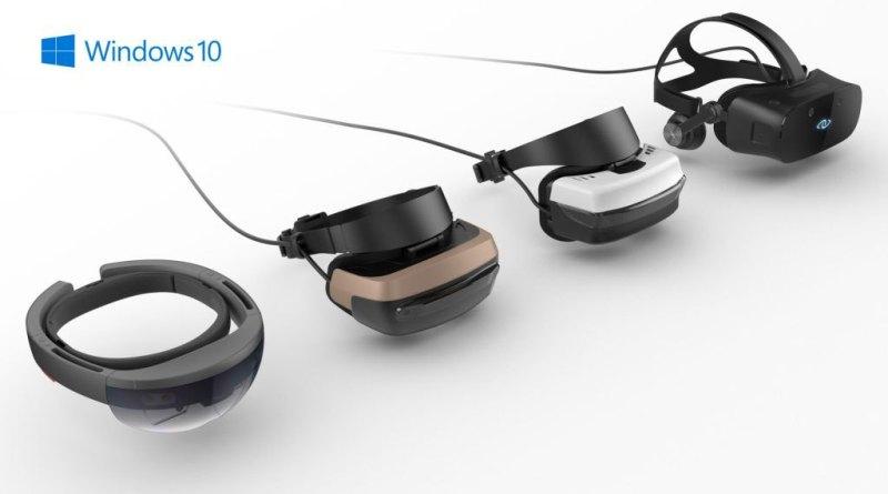 Microsoft VR