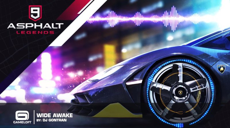 Gameloft Asphalt Legends