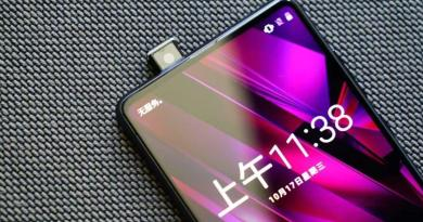Xiaomi Proto Pop Up Cam