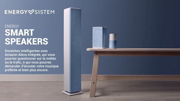 Energy Smart Speakers