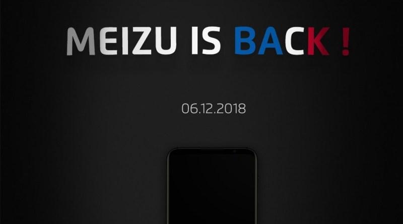 Meizu is Back