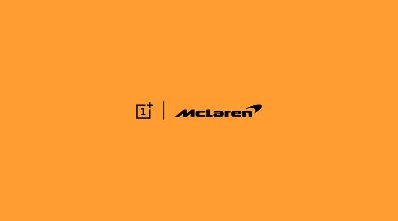 OnePlus McLaren Logo
