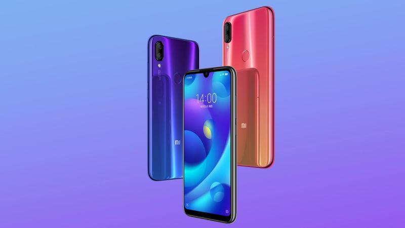 Xiaomi Mi Play Variants