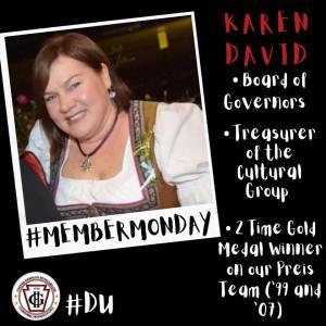 Member Monday - Karen David