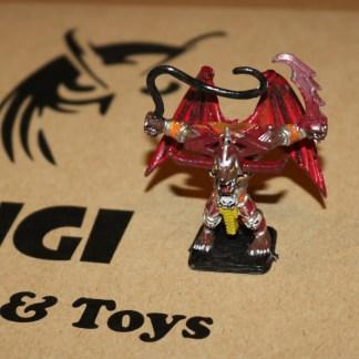 ugi games heroquest gargoyle gargola monster monstruo model miniatura