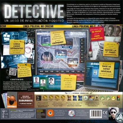 ugi games toys maldito detective edicion juego año mesa estrategia español