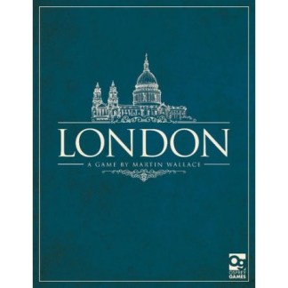 ugi games toys osprey games london second edition english strategy board game