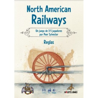 ugi games toys maldito north american railways juego mesa español