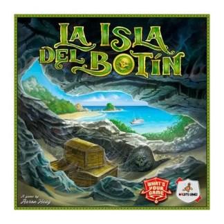 ugi games toys maldito la isla del botin juego mesa español